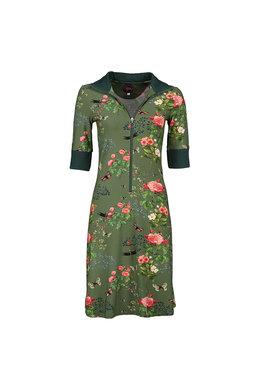 Tante Betsy Dress Sports Vintage Garden Army