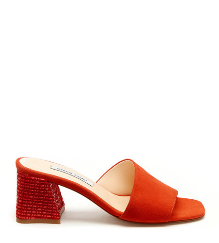 Fabienne Chapot Ted Mule Cool Coral