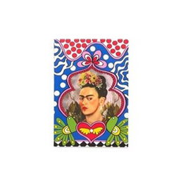 Kitsch Kitchen Notebook Frida Self Portrait A 5