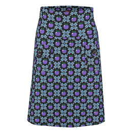 Tante Betsy Flap Pocket Skirt Apple Grain
