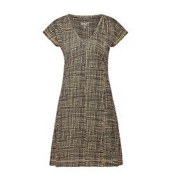 IEZ! Dress Stripe Jersey Print