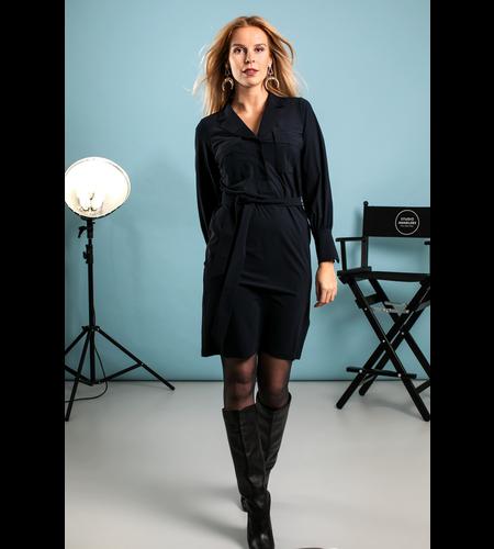 Studio Anneloes Roxy Cargo Dress Black