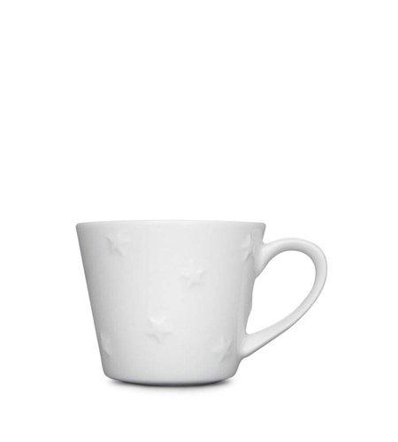 Fabienne Chapot Espresso Cup White Stars