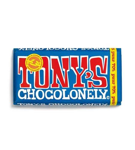 Tony's Chocolonely Pure Chocolade 180 gram