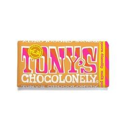 Tony's Chocolonely Melk Popcorn Discodip 175 gram