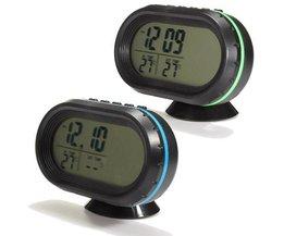 12V Thermometer