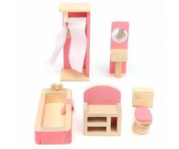 Houten Speelgoedset Voor Kinderen