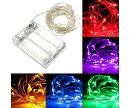 Waterbestendig LED Snoer 10M