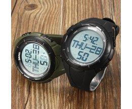 Skmei DG1122S Digitaal Horloge