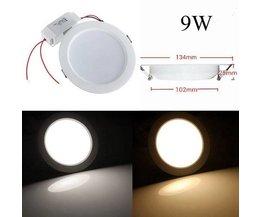 Plafond LED Verlichting 9W
