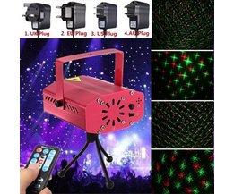 Laser Show Projector voor Disco & Etc