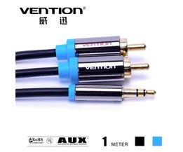 Vention Headphone Splitters P550AC
