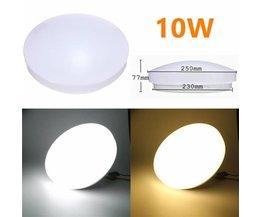Plafond Lamp Rond 10W Wit Licht
