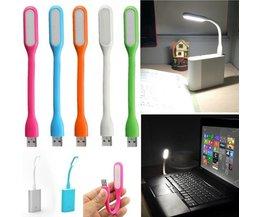 USB LED Lampje In Meerdere Kleuren