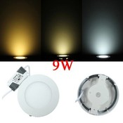 9W Ronde LED Plafond Lamp
