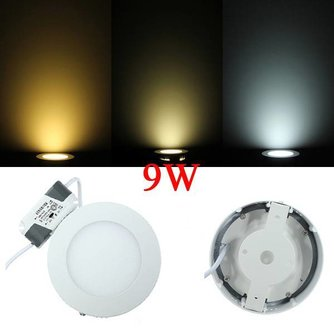 9W Ronde LED Plafond Lamp