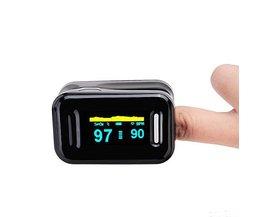 Praktische Pulse-Oximeter met OLED-Display