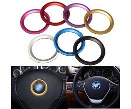 Decoratie Ring voor BMW Stuur
