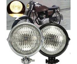 Harley Davidson Koplamp in 2 Kleuren