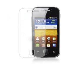 Screenprotector Voor Samsung Galaxy Y S5360