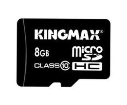 Kingmax Micro SD Kaart 8GB voor smartphones