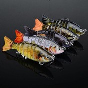 Fishing Hook met Lokaas 5 Stuks