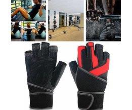 Handschoenen Voor Gewichtheffen