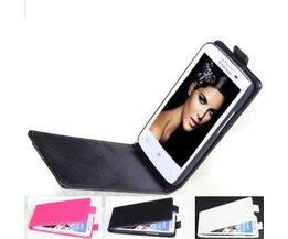 Flip Open Smartphone Case voor Lenovo S820