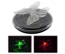 LED Vlinder