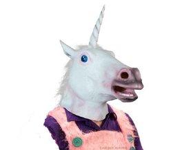 Unicorn Masker van ECO-Vriendelijk Latex kopen?