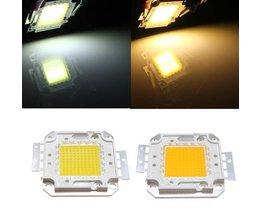LED Lamp 28-34V 4000lm 80W Wit/Warmwit