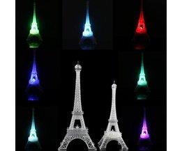 Eiffeltoren Lamp