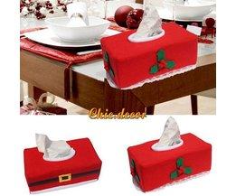 Tissuedozen voor Kerst