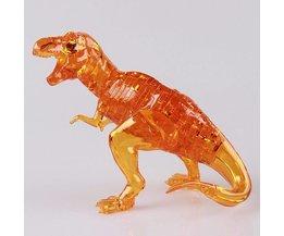 3D Puzzel Dinosaurus 50Blokjes