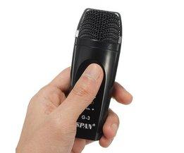 Microfoon voor Karaoke