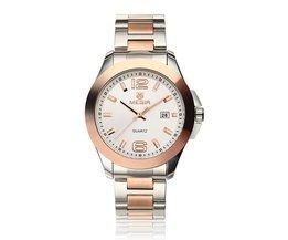 MEGIR 5006G Analoog Horloge