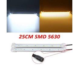 LED Strook van 25CM  met Warm Wit Licht