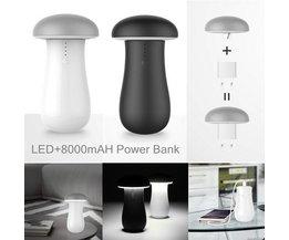 Powerbank Nachtlamp