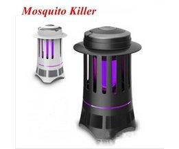 Anti Muggenlamp met LED Licht