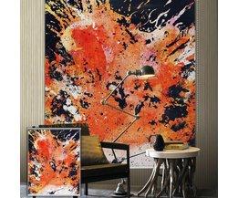 PAG Rolluiken Met Abstracte Decoratie