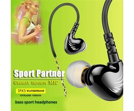 COSONIC Sport Earphones W1