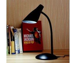 Flexibele Dimbare USB Bureaulamp