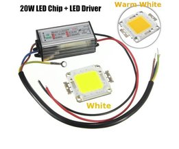 LED SMD Chip 20W met Driver Waterdicht