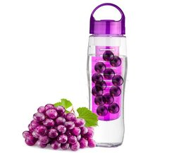 Waterfles met Fruit Infuser (700ml)