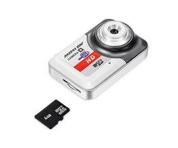 X6 Mini DV Digital Camera