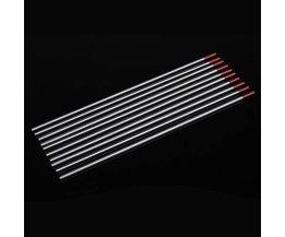 Wolfraam Elektroden (10 Stuks)