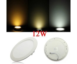 Plafond Lamp Rond LED 12W