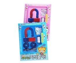 Magneten Speelgoed Set 8Stuks