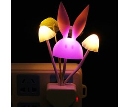 Nachtlampje Paddestoel LED Romantisch