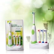 Elektrische Tandenborstel op Batterijen 3 Extra Borstels